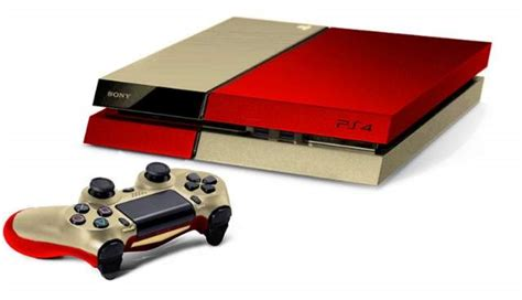 ps4 console colors ps4 console colors here s how the xbox one could look in