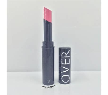 Make Lipstick Hi Matt Pink Alc02 halal cosmetics singapore makeover ultra hi matte lipstick 001 king of pink more brands