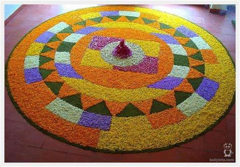 flower pattern rangoli design rangoli flower designs and patterns
