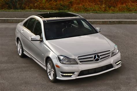 bagged mercedes c class used 2014 mercedes benz c class sedan pricing for sale