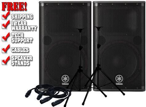 Speaker Aktif Yamaha Dsr112 yamaha dsr112