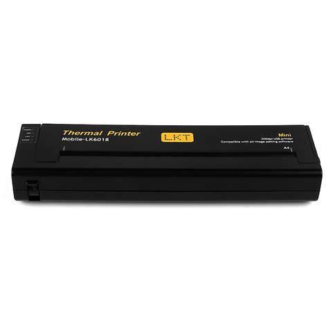 portable tattoo transfer stencil machine thermal printer