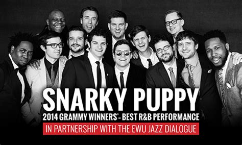 snarky puppy boston snarky puppy spokane wa inb performing arts center friday november 20 49 to
