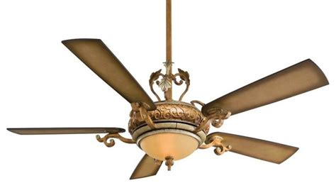 Tuscan Ceiling Fans With Lights by Minka Aire Napoli 2 Light Tuscan Patina Ceiling Fan F705