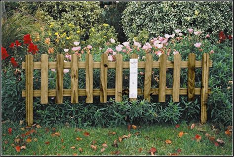 Cute Garden Fence For Flower Garden 2848 Hostelgarden Net Flower Garden Fence
