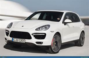 Porsch Cayanne Ausmotive 187 Porsche Cayenne Turbo S Revealed