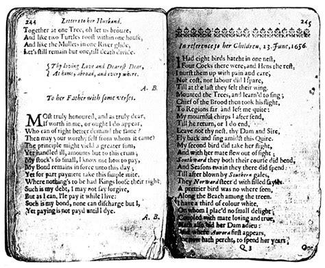 Bradstreet Essay by Bradstreet Essay Essay On Bradstreet S Poems Bradstreet Vs Winthrop Essay