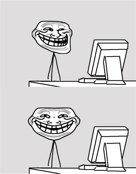 internet   troll computer