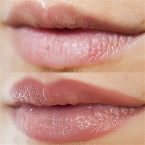 tattoo lips before and after semi permanent lip treatment before and after
