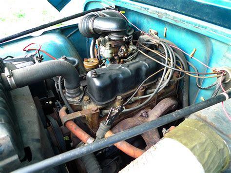 jeep hurricane engine 1963 jeep willys hurricane f engine r flickr
