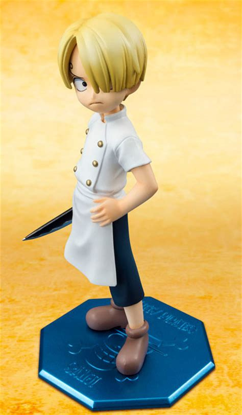 One Pop Luffy Mild Figure B153 one pop mild kid luffy nico robin sanji figure