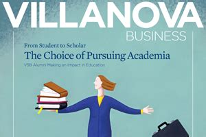 Villanova Mba Reputation by Villanova School Of Business