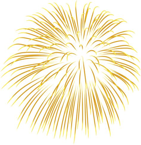 download fireworks png image hq png image freepngimg firework yellow transparent png image gallery
