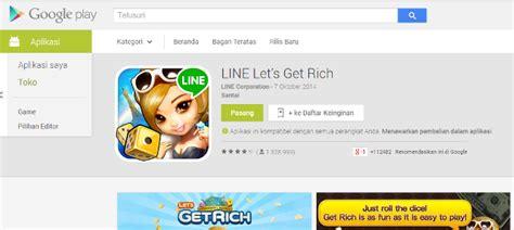 cara mod game line let s get rich cara main line let s get rich android di pc atau laptop