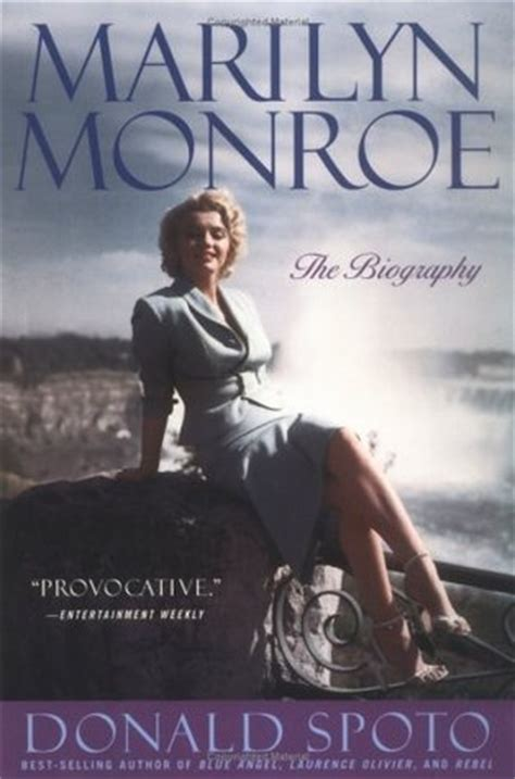 marilyn monroe biography book list marilyn monroe the biography by donald spoto reviews