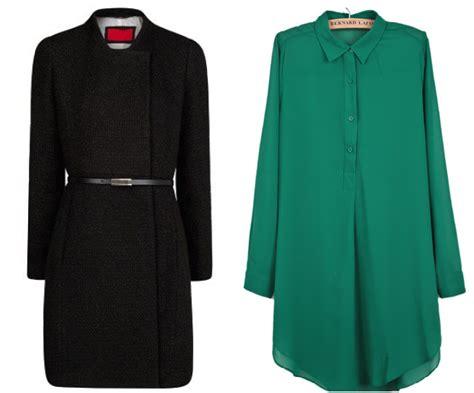 Ayna Tunik ayna s 246 yle bana sheinside yeşil şifon tunik ve palto alışveriş