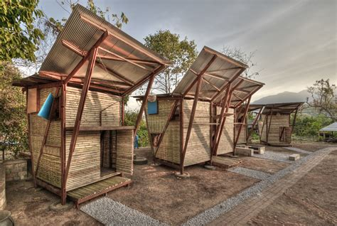 Eco Friendly House Blueprints by Butterfly Houses Noh Bo Thailand Adventure Journal