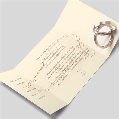 Hochzeitseinladung Herz by Altarfalz Hochzeitseinladung Herz Im Sand