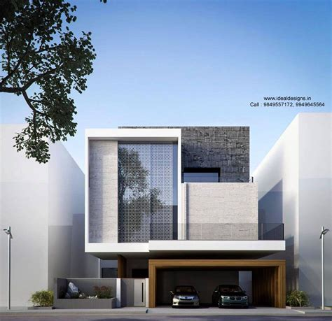 Architecture Exterior Design by Beautiful Commercial Building Elevation 3d View Design Jpg