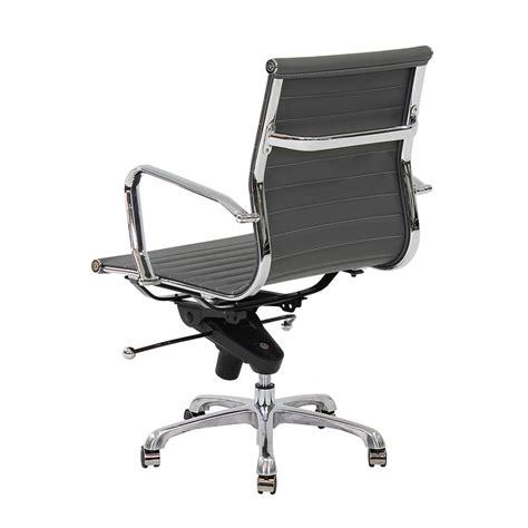 el dorado office furniture watson gray low back desk chair el dorado furniture