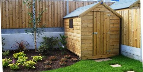 garden sheds abwood garden sheds fencing decking
