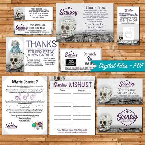 print your own cards templates scentsy print your own business card template tacticalbertyl