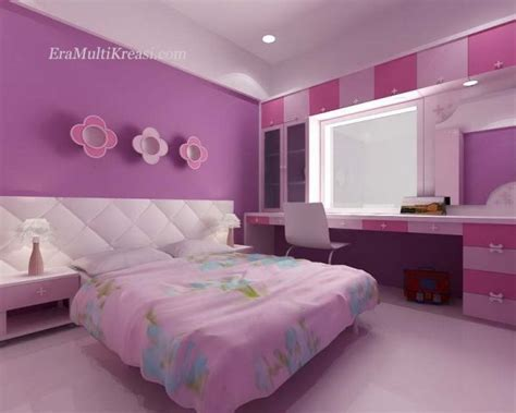 wallpaper dinding kamar ungu contoh warna dulux car interior design