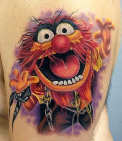 muppet tattoo 78 best images about tattoos on of