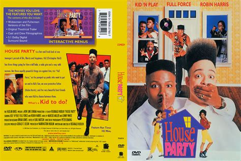 house party 2 full movie covers box sk house party 1990 high quality dvd blueray movie