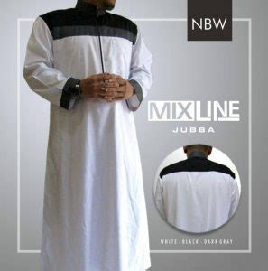 jubah maghribi katun banin murah   SYARIF COLLECTION SOLO