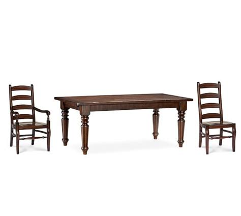 sumner extending table chair 7 dining set