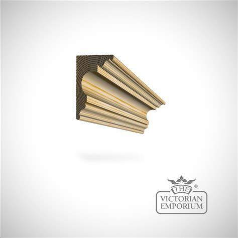Wooden Cornice Mouldings wooden coving 89x61mm sold in two pieces 89x21 44x21mm coving