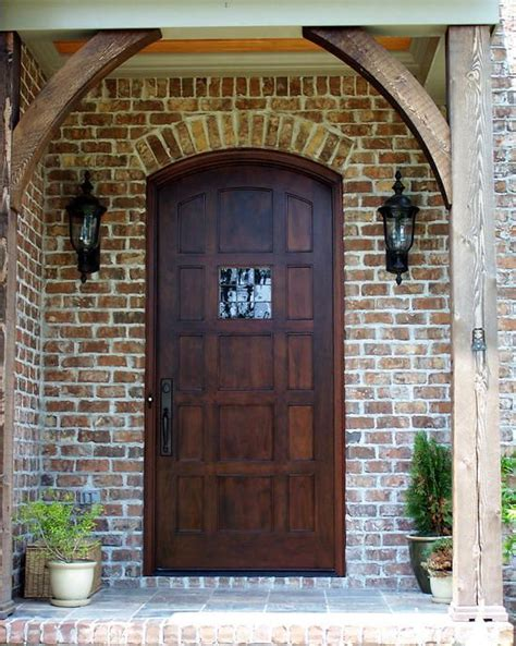 19 Best Front Doors Images On Pinterest Double Entry Front Door Styles