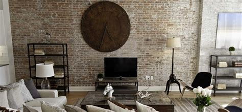 Real Home Decorating Ideas Create An Industrial Style Living Room Groomed Home