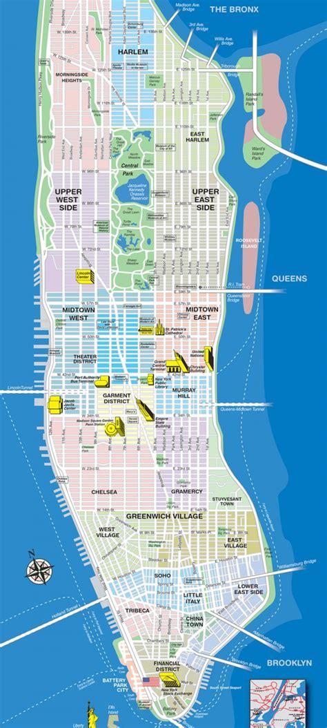 map of new york city neighbourhoods map of new york city neighborhoods afputra