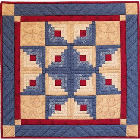 Log Cabin Quilt Kits by Log Cabin Quilt Kit Complete Quilting Kits For Beginners At Weekend Kits