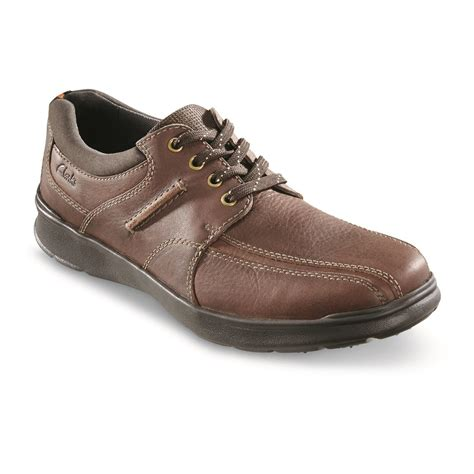 best clarks shoes clarks s cottrell edge walking shoes 680850 casual