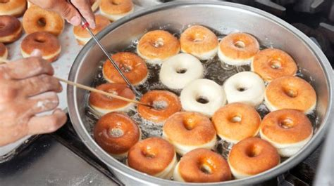how to make donuts at home ndtv food
