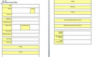 5e model lesson plan template the 5e lesson plan model is a great way to organize
