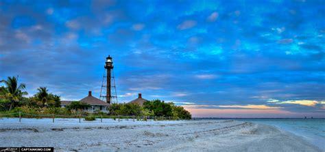 Sanibel Island Light by Sanibel Island Lighthouse Gulf Coast Florida