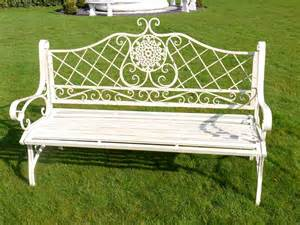 metal garden seats and benches long antique scrolled bench iron garden benches garden