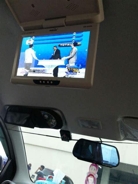 Tv Plafon Mobil pilih din tv headrest tv plafon tv atau spion tv