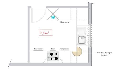 plan am駭agement cuisine conseils d architecte 4 plans de cuisine en u