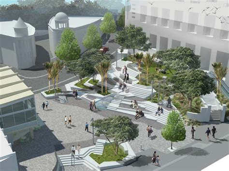 Courtyard Planning Concept design 171 transportblog co nz