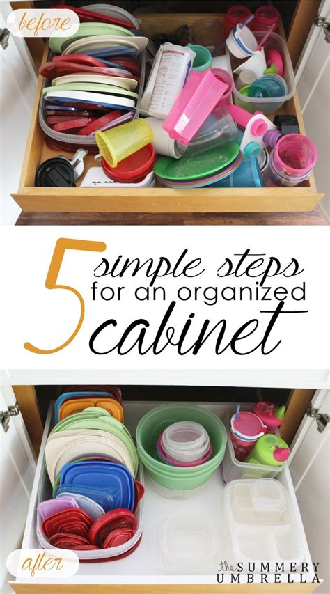 Tupperware Easy Kitchen 35 best images about organize on cabinets