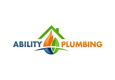 Plumb Heating by Plumbing And Heating Company Logo Design Experts 100
