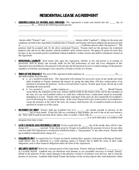 apartment lease application doc 28 images apartment