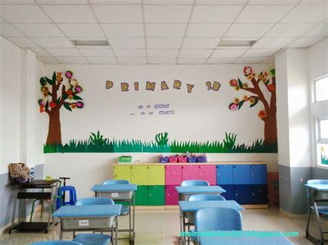 menghias ruang kelas quot mei wulandari quot dekorasi kelas primary charis global school