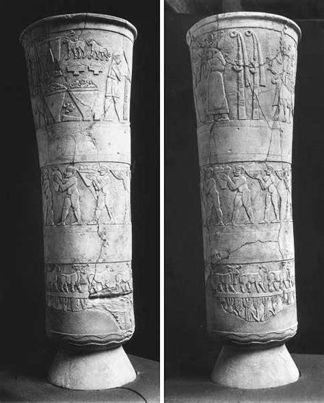 Warka Vase History by The Warka Vase