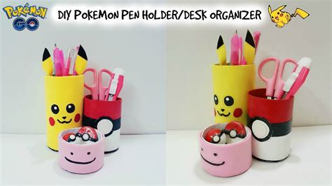 Toilet Tissue Holder by Diy Desk Organizer Diy Pokemon Go Diy Pen Holder With